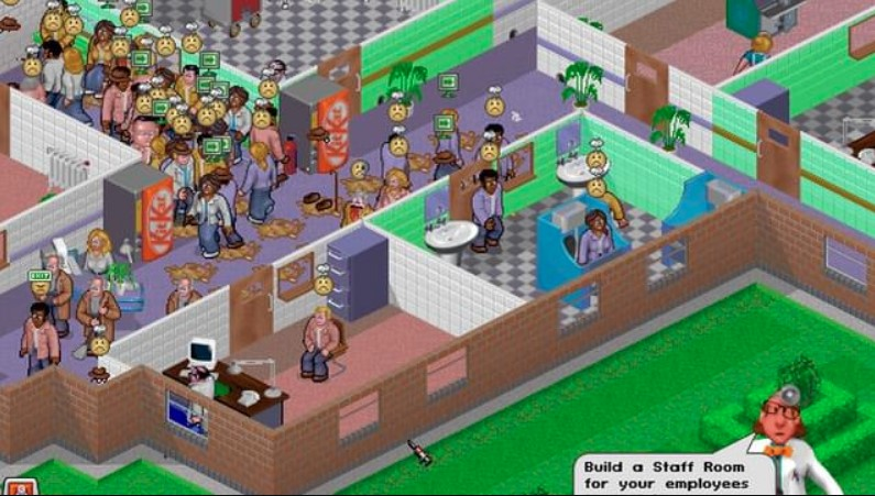 Theme Hospital Download Free Full Version For Pc