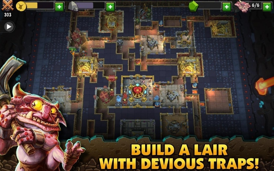 Dungeon Keeper Download Free Full Version Game For Pc