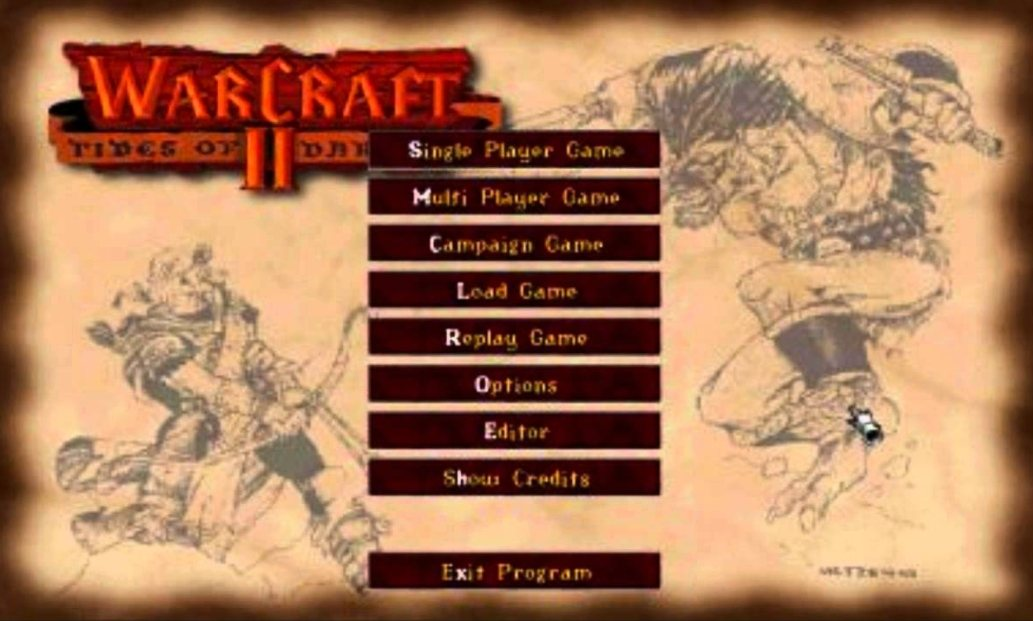 Warcraft 2 Tides Of Darkness Download
