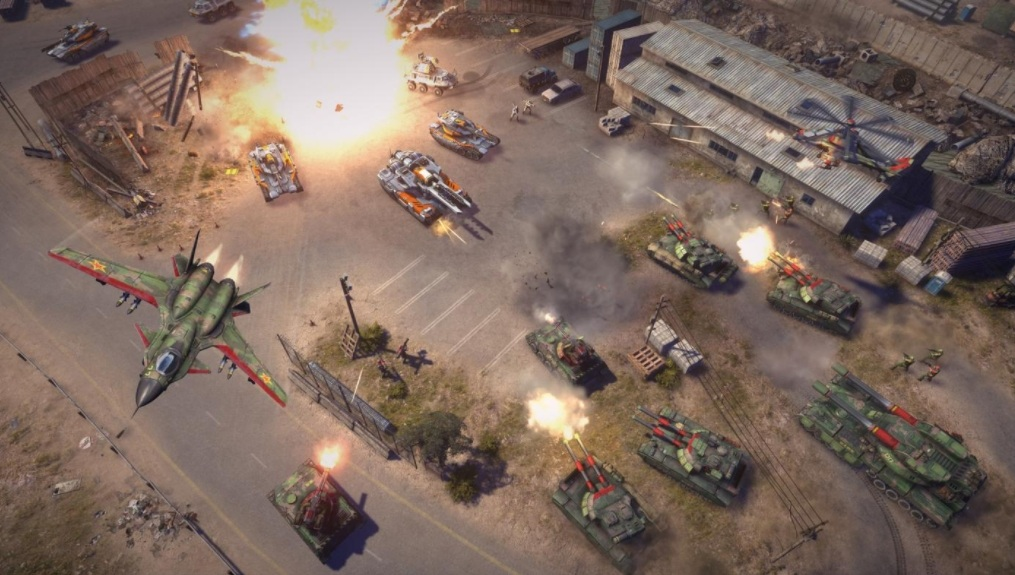 Command And Conquer Generals 2 Download