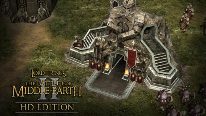 Lord Of The Rings Battle For Middle Earth 2 Pc Download