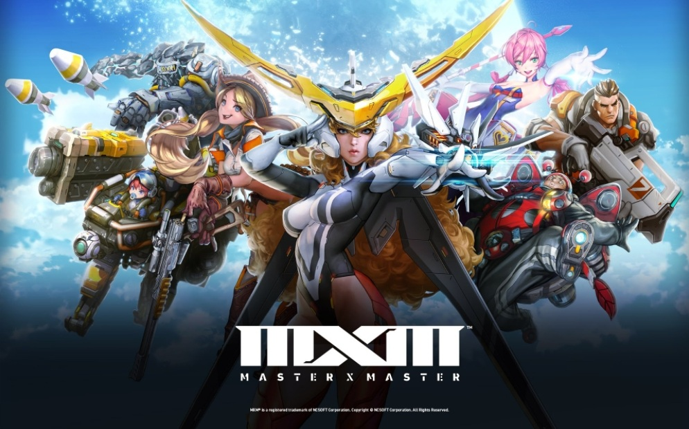 Master X Master Download