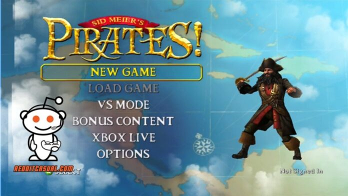 Sid Meier's Pirates Download