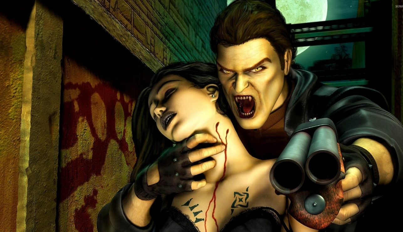 Vampires The Masquerade Bloodlines Download
