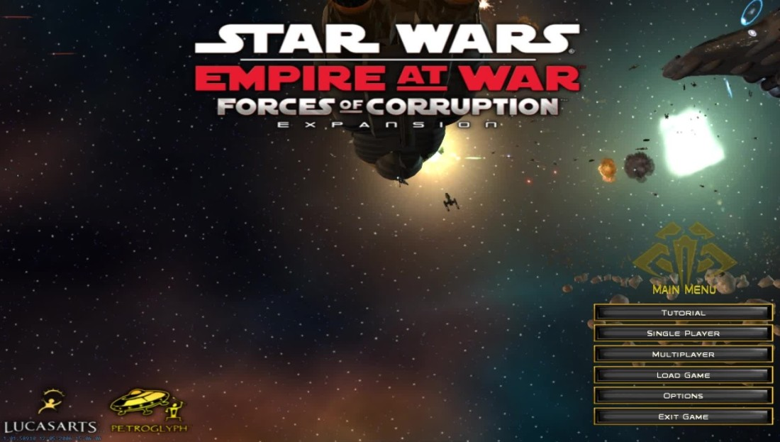 Star Wars Empire At War Forces Of Corruption Download