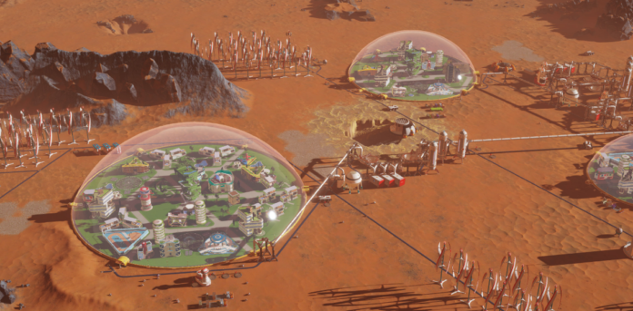 Surviving Mars Download