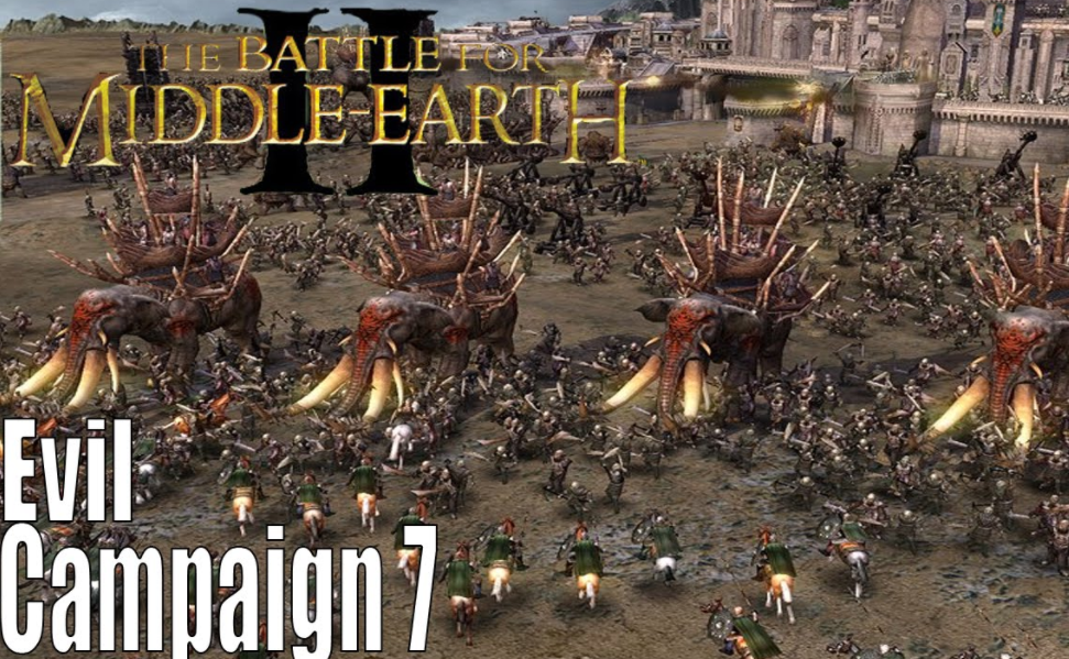 battle for middle earth 2 Free download