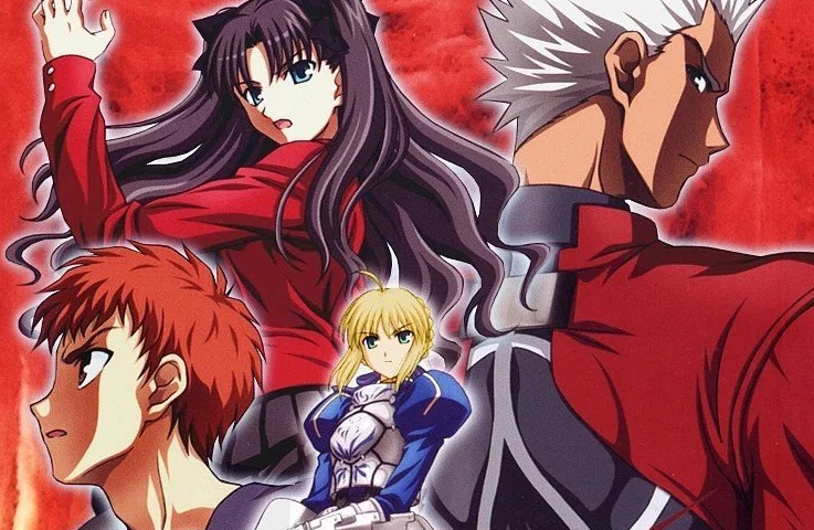 fate stay night free download