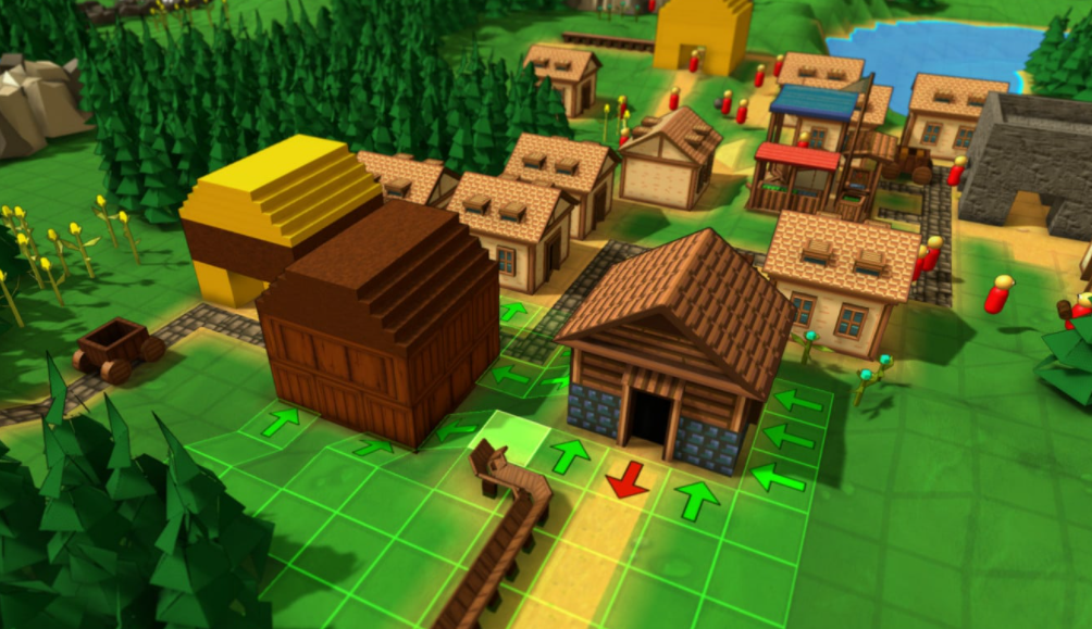 factory town download