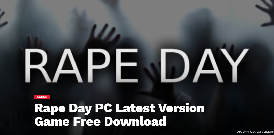 rape day game free download