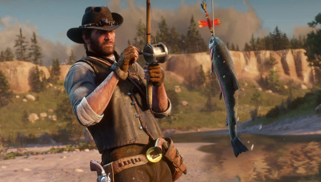 red dead redemption 2 pc Free download