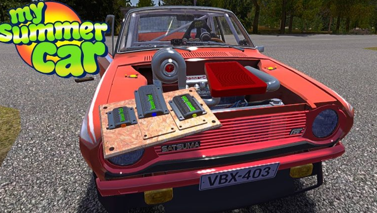 my summer car free download full