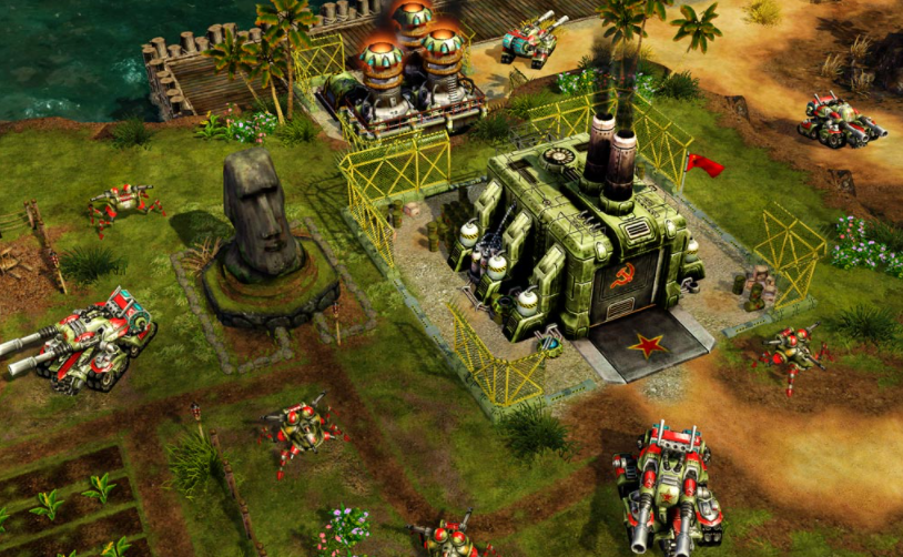 Command & Conquer red alert 3 download free