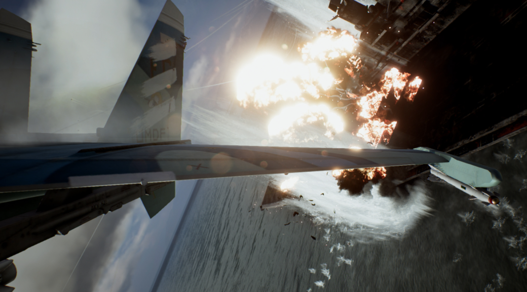 ace combat 7 download free