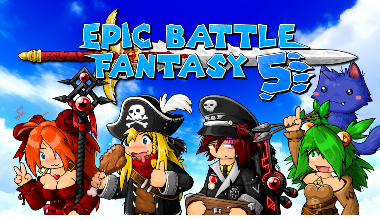 epic battle fantasy 5 v2 download