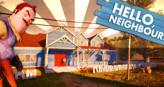 hello neighbor alpha 2 free download full