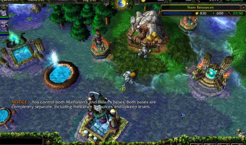 warcraft 3 frozen throne download free