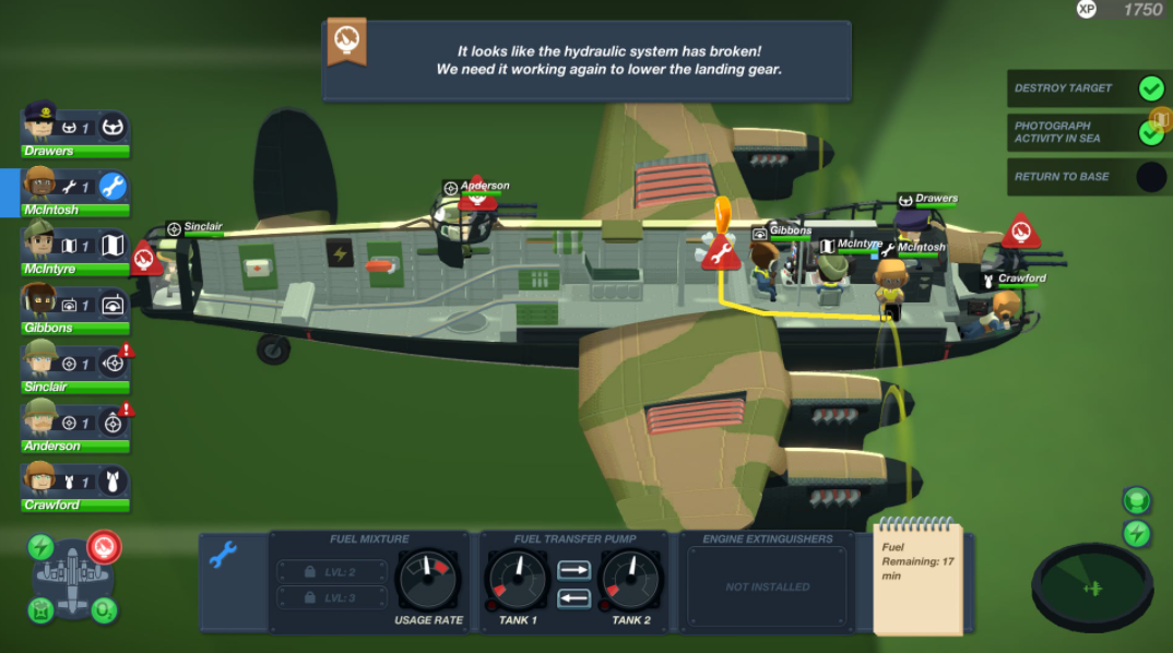 bomber crew free download game