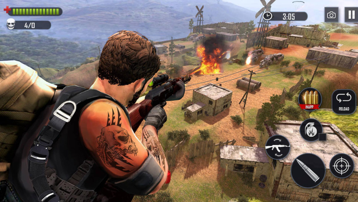 free fire game pc download free