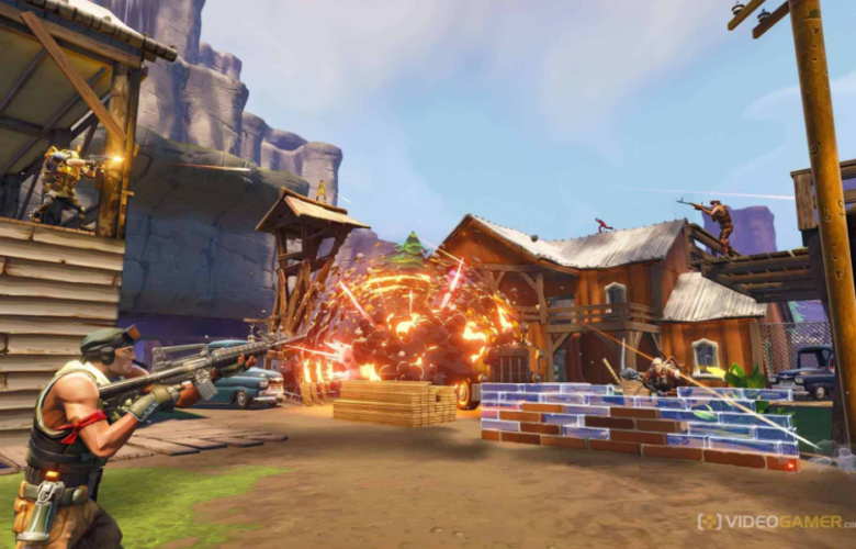 fortnite pc download free game