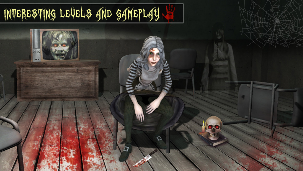 granny horror game download free