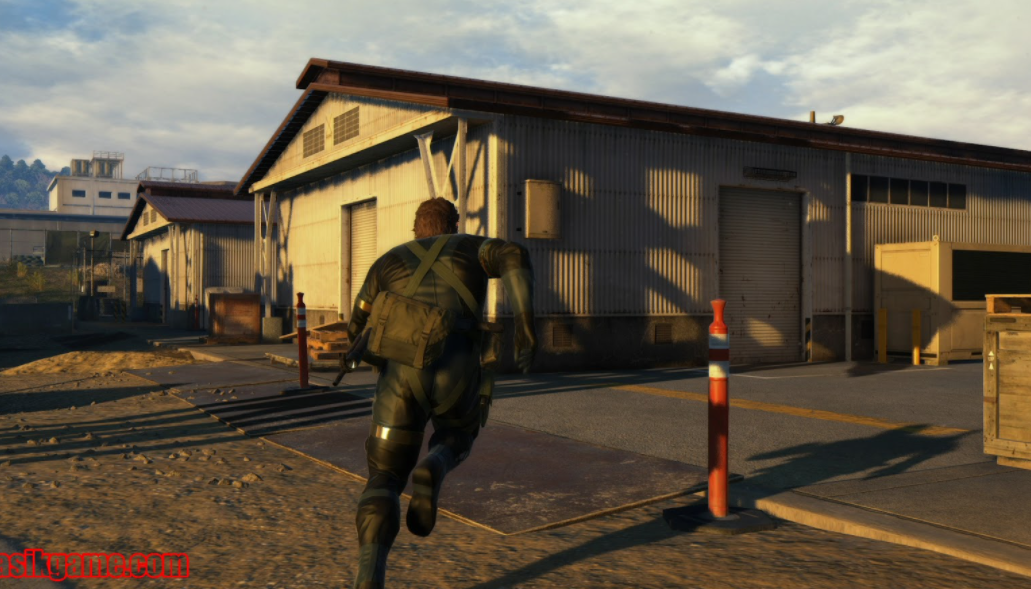 metal gear solid pc download free