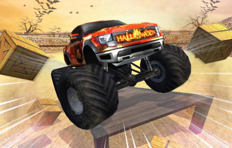 monster truck game download free