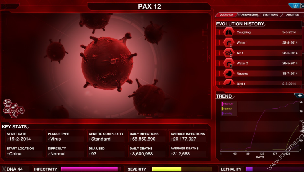 Plague Inc Evolved download game
