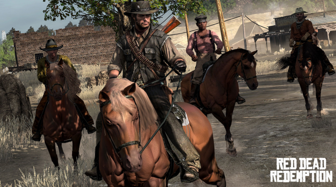 red dead redemption pc download game