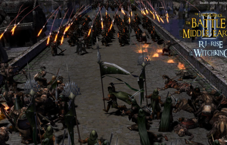 battle for middle earth 2 rise of the witch king digital download