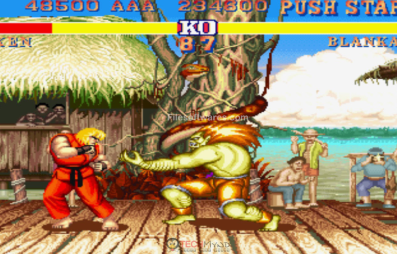 download streer fighter game