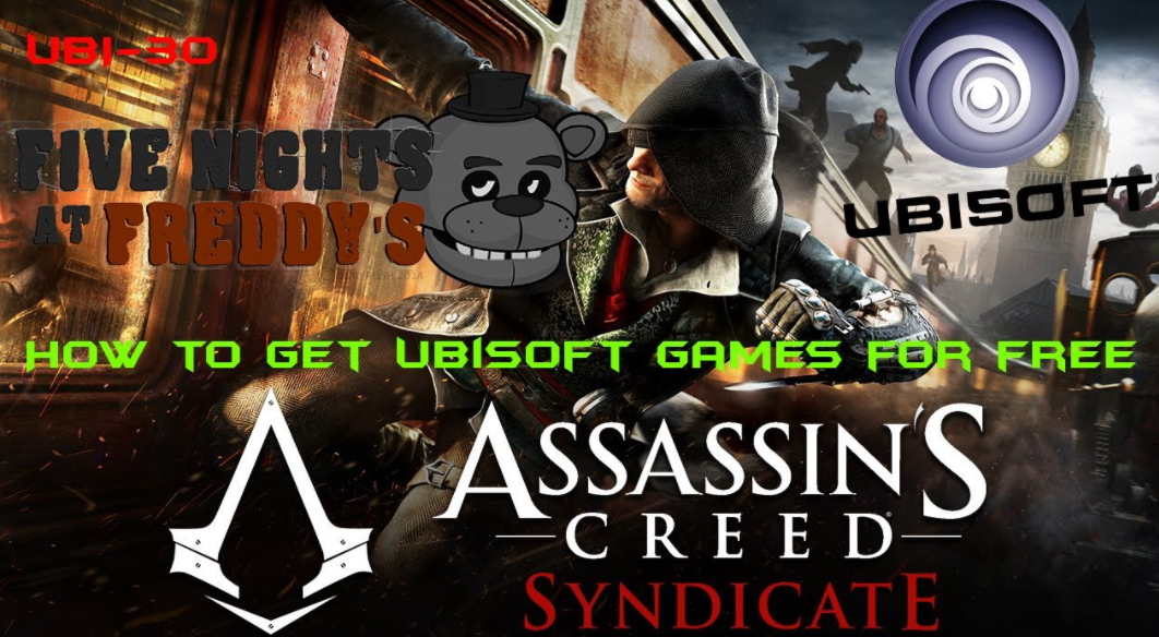 ubisoft download Free PC game full