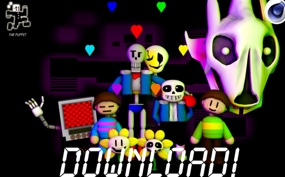 the binding of undertale download free