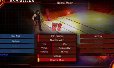 fire pro wrestling world roster download game