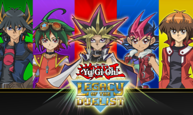 yugioh legacy of the duelist download game
