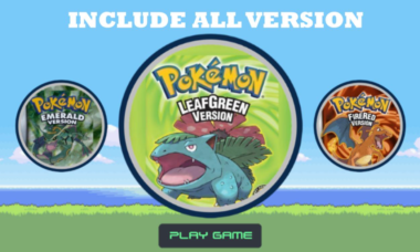pokemon fire red version game free download