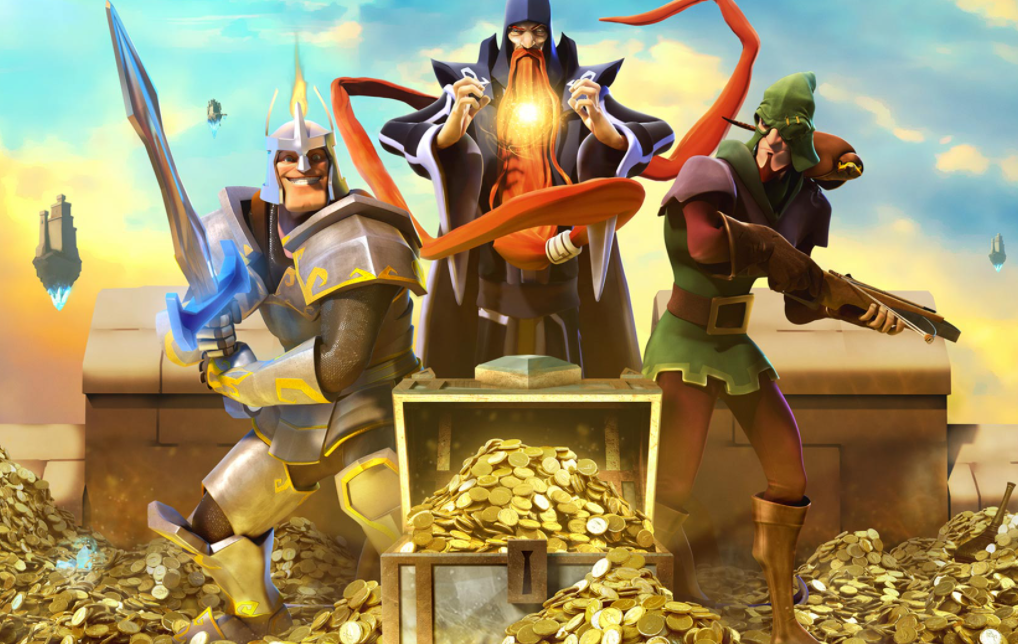 the mighty quest for epic loot download