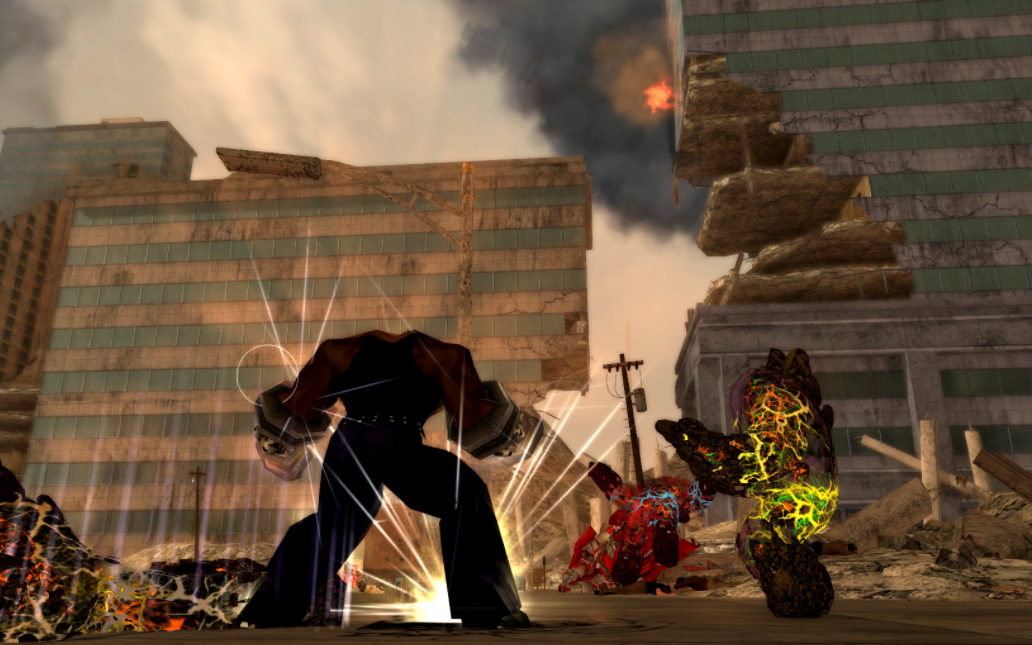 city of heroes download free