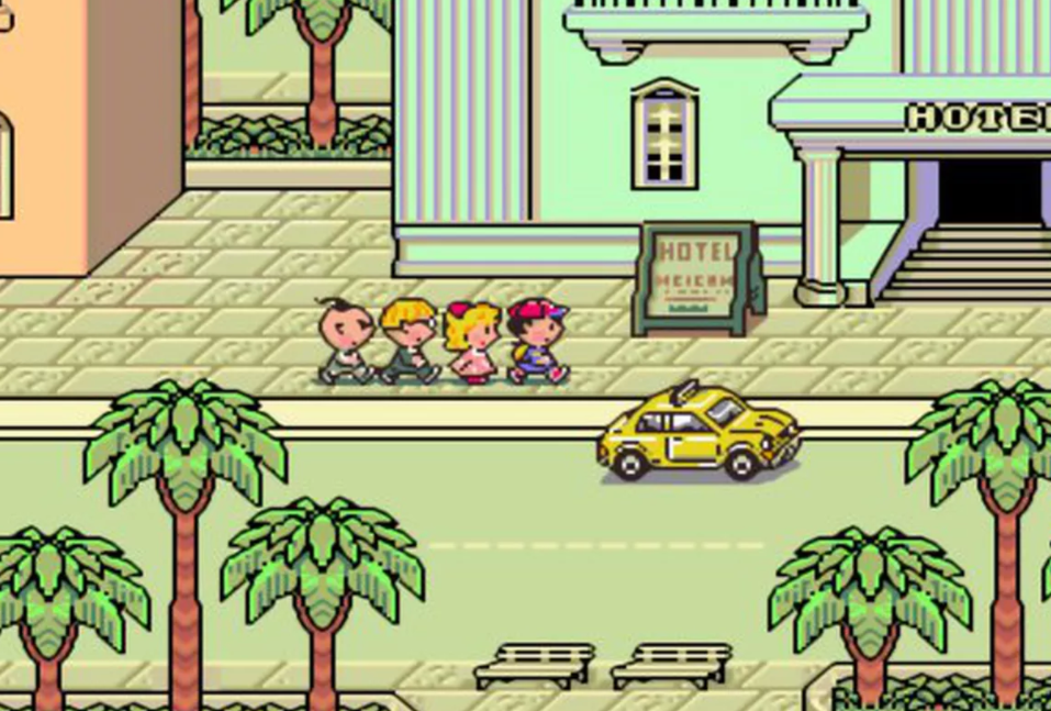 earthbound download game