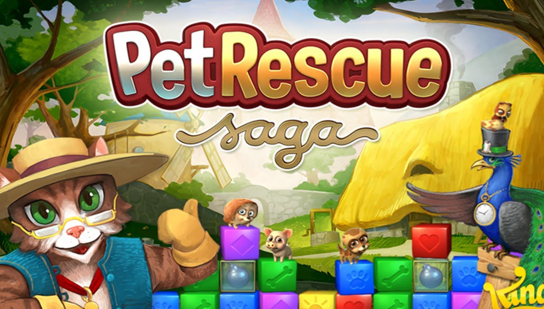download pet rescue game