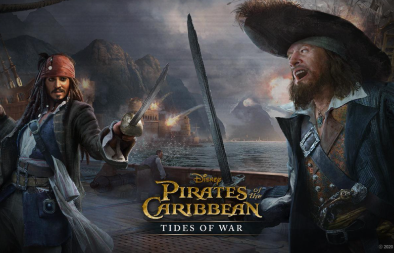 pirates of the caribbean online download game