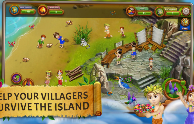 virtual villagers free download game