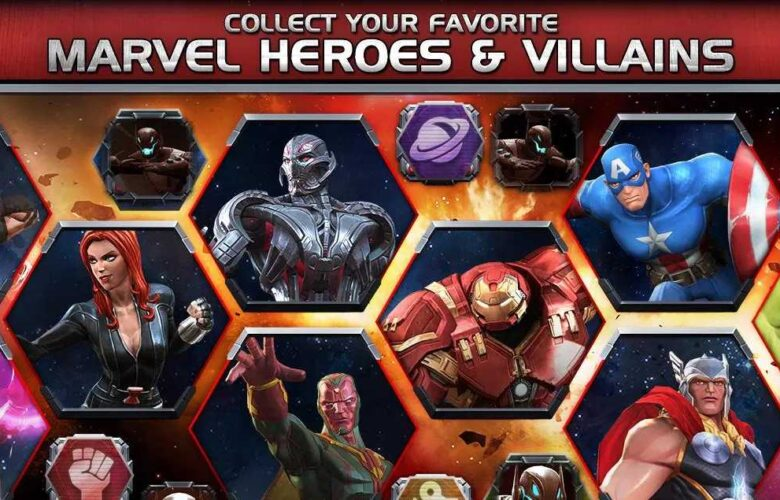 marvel contest of champions download