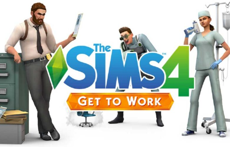 sims 4 get to work free download