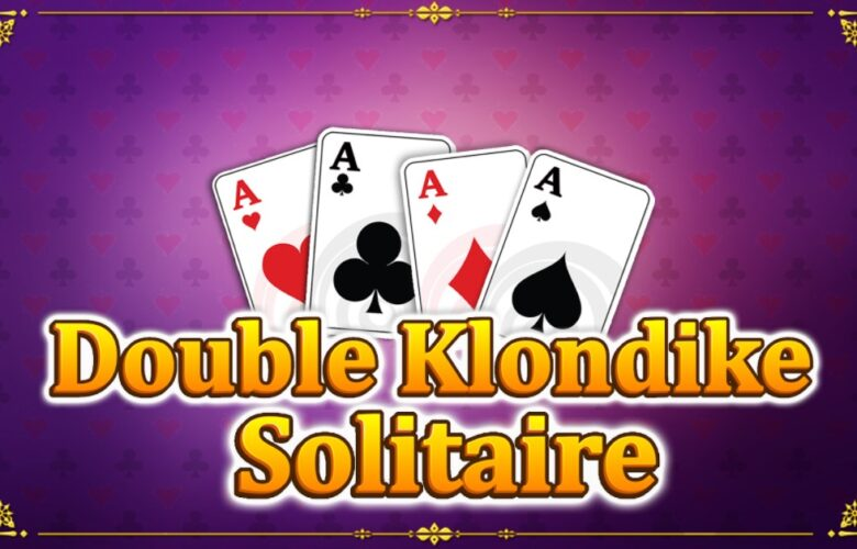 double klondike solitaire download game