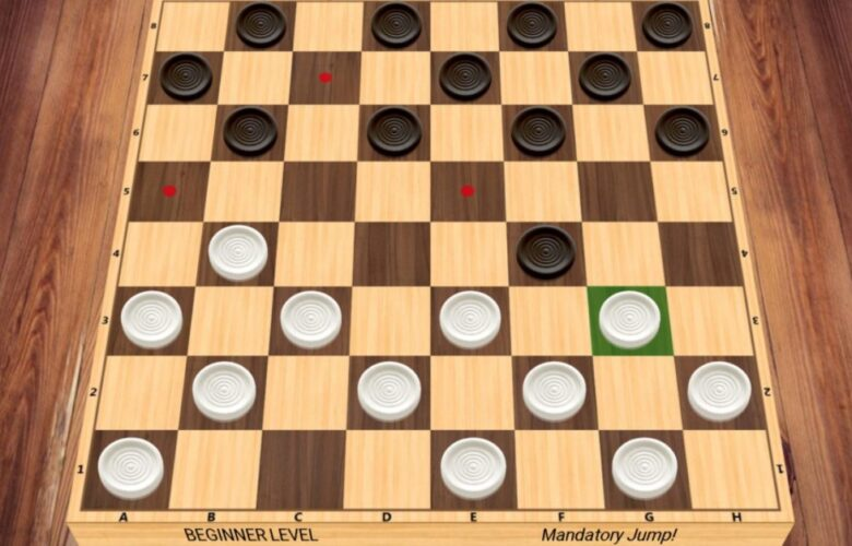 checkers game download full