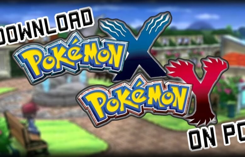 pokemon x and y download free