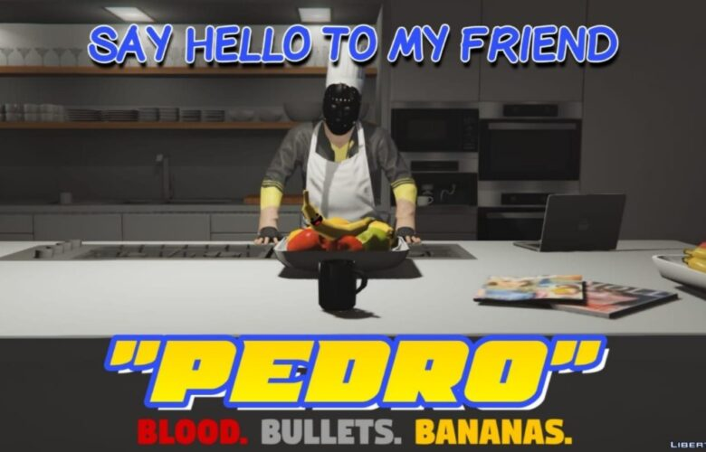 my friend pedro download free