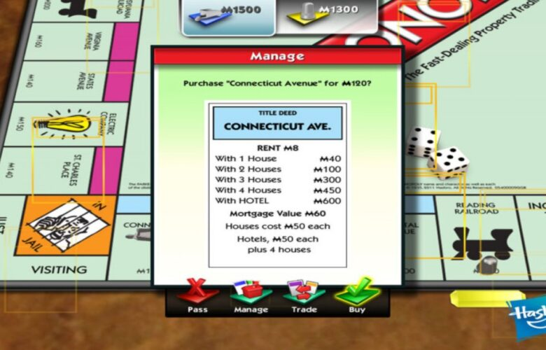 monopoly game download free
