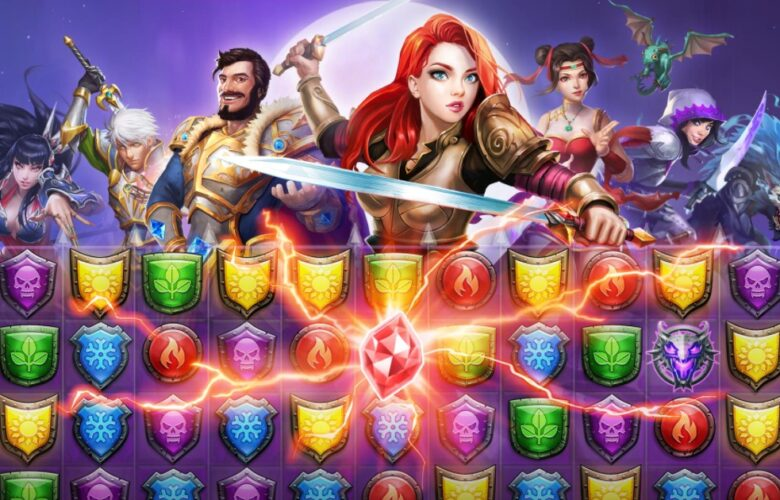 empires and puzzles download game